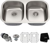 16-Gauge Stainless Steel Sink amazon review