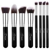 8 Piece Makeup Brush Set amazon review