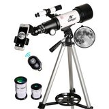 80mm AZ Space Astronomical Refractor Telescope amazon review