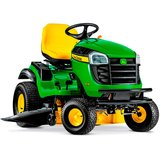 E160 48-Inch. 24 HP V-Twin ELS Gas Hydrostatic Lawn Tractor amazon review