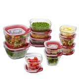 Easy Find Lids Glass Food Storage Container amazon review