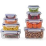 Food Plastic Container Set amazon review