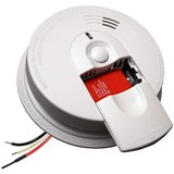 i4618 (Firex) Hardwired Smoke Alarm with Battery Backup amazon review