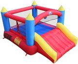 Inflatable Bounce House Jumping Castle with Slide amazon review