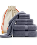 Luxury Hotel Turkish Cotton Towel Set amazon review