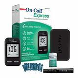 On Call Express Blood Glucose Monitoring System amazon review