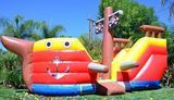 Pirate Ship Inflatable Bouncer amazon review