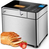 Pro Stainless Steel Bread Machine amazon review