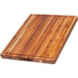 Rectangular Board With Hand Grip and Juice Canal amazon review