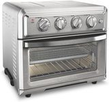 Stainless Steel Air Fryer Convection Toaster Oven amazon review
