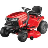 T150 19 HP Briggs & Stratton Gold 46-Inch Gas Powered Riding Lawn Mower amazon review