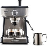 Temp iQ Espresso Machine with Steam Wand amazon review