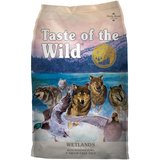 Wetlands Canine Formula with Roasted Fowl amazon review