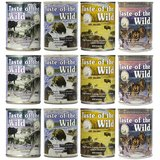 Wild Grain-Free Canned Dog Food Variety Pack amazon review