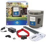 Wireless Pet Containment System amazon review