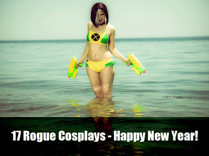 17 Rogue Cosplays   Happy New Year 11