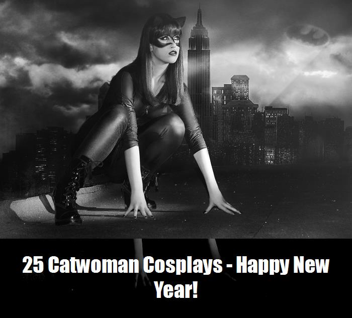 25 Catwoman Cosplays   Happy New Year 10