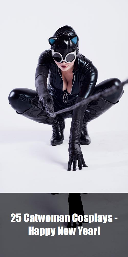 25 Catwoman Cosplays   Happy New Year 14