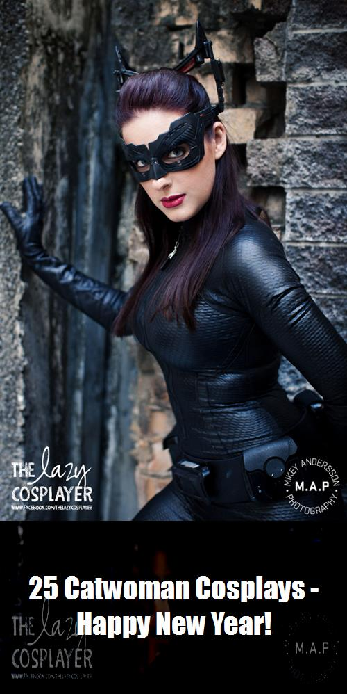 25 Catwoman Cosplays   Happy New Year 17