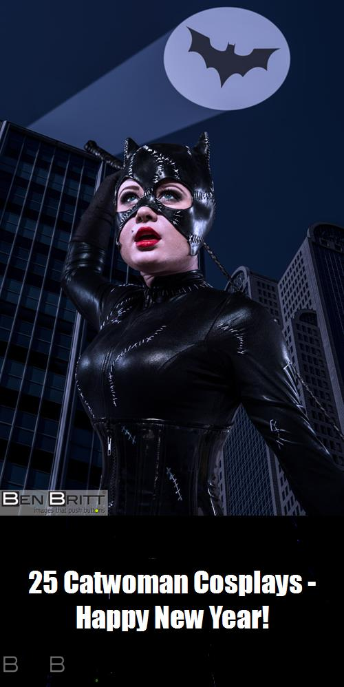 25 Catwoman Cosplays   Happy New Year 19
