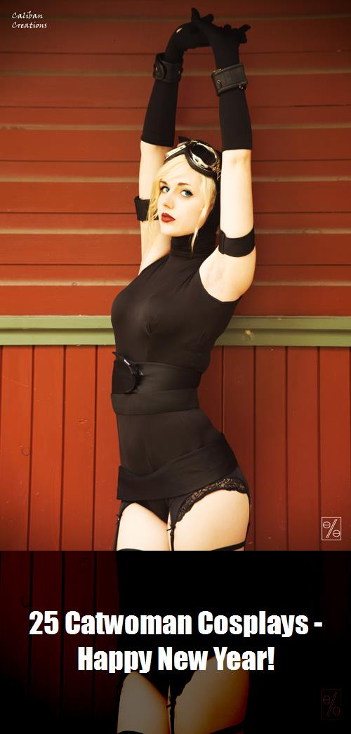 25 Catwoman Cosplays   Happy New Year 20