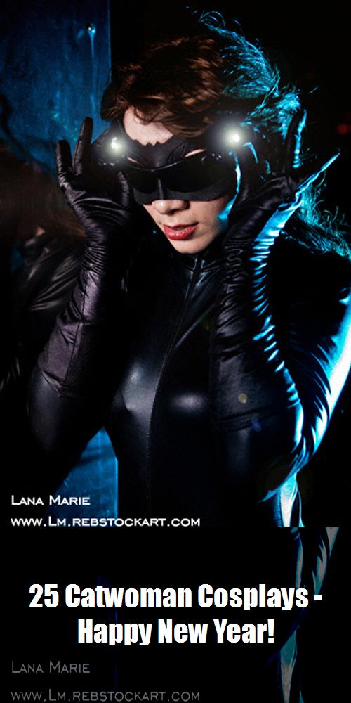 25 Catwoman Cosplays   Happy New Year 4