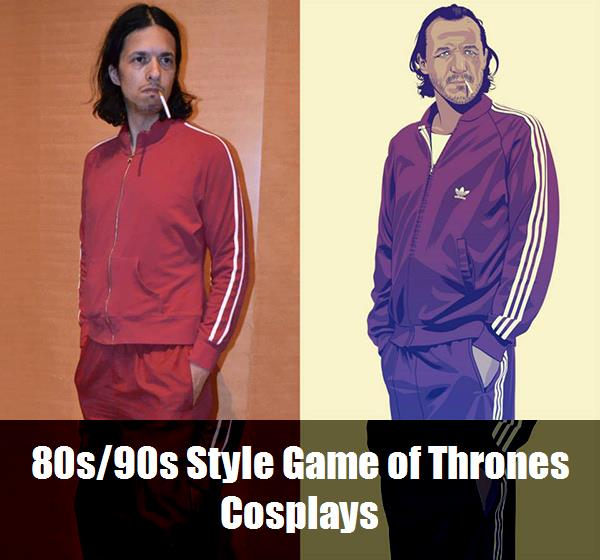 80s90s Style Game Of Thrones Cosplays 3