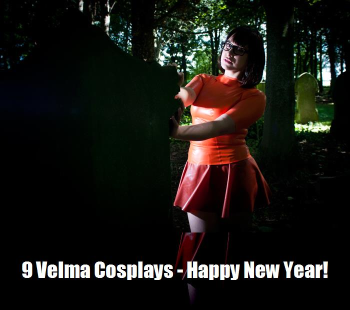 9 Velma Cosplays   Happy New Year 6