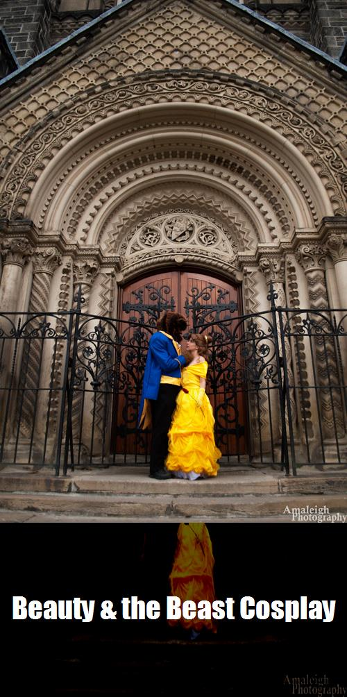 Beauty The Beast Cosplay 2