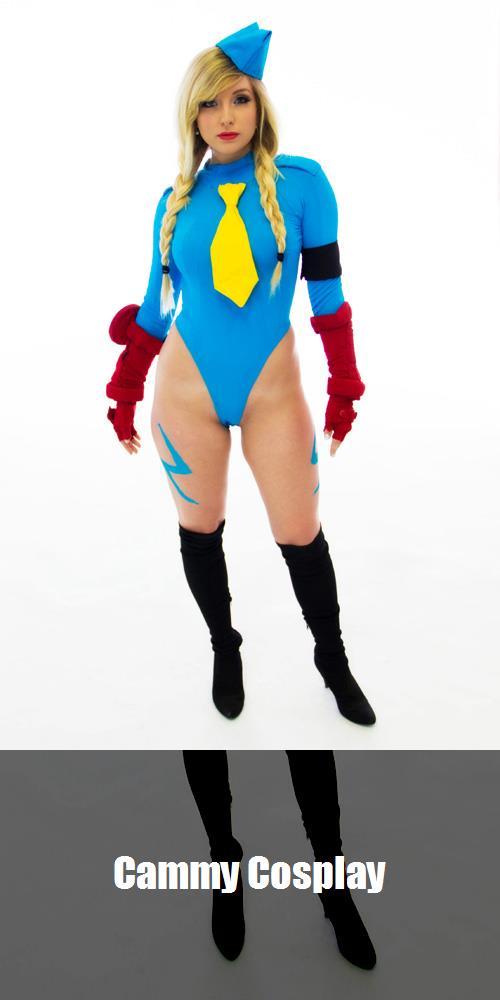 Cammy Cosplay 6