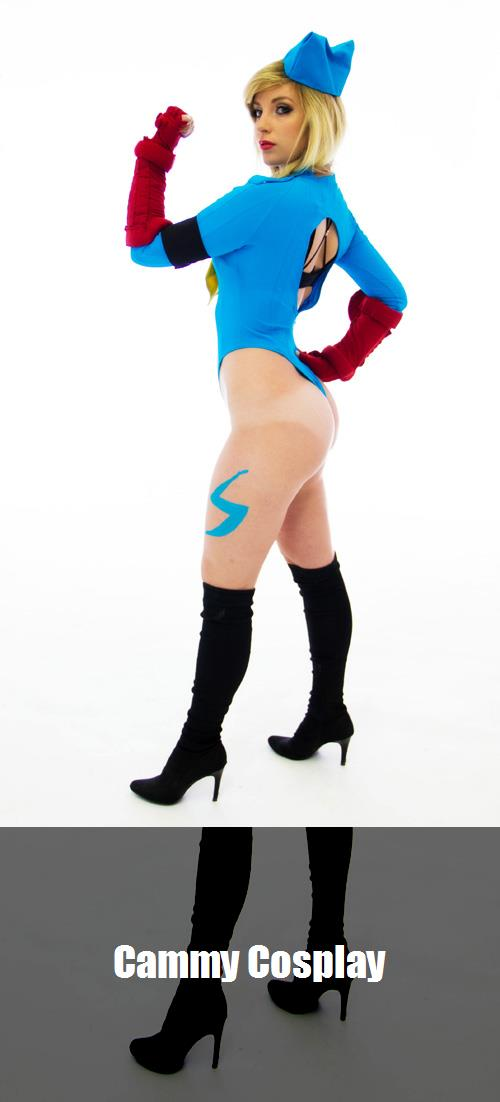 Cammy Cosplay 7