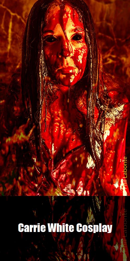 Carrie White Cosplay