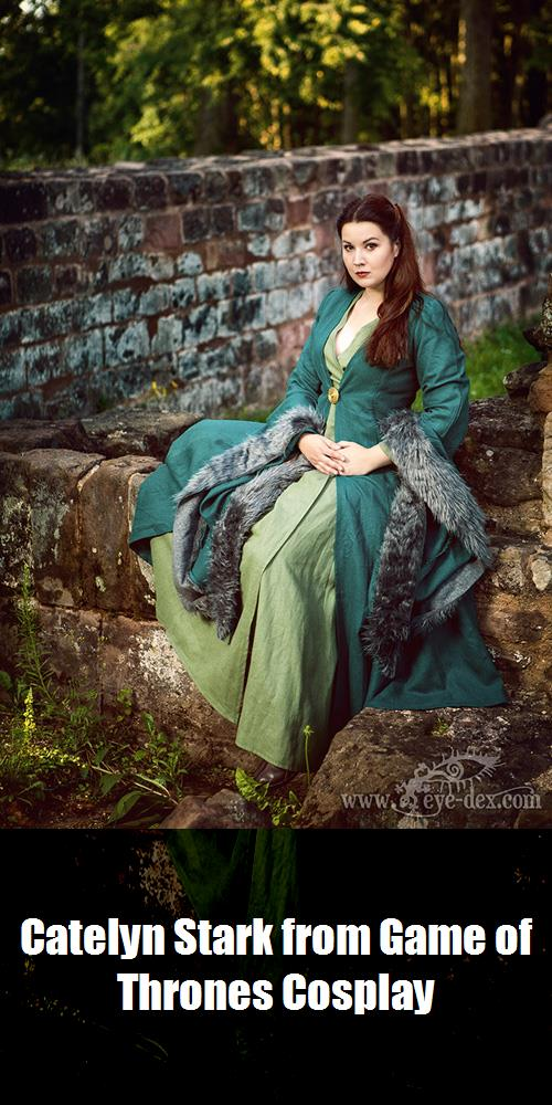 Catelyn Stark From Game Of Thrones Cosplay