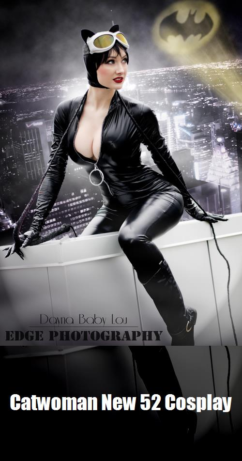 Catwoman New 52 Cosplay
