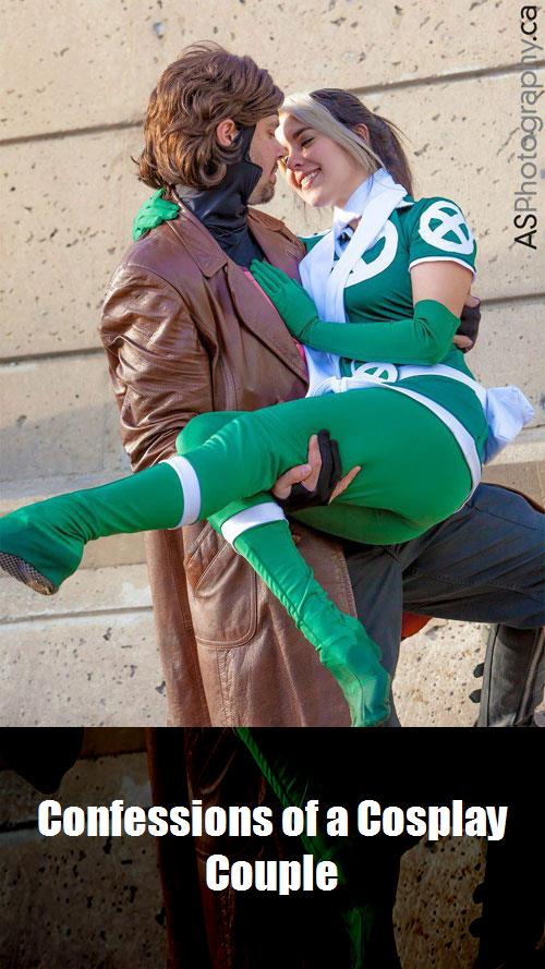 Confessions Of A Cosplay Couple
