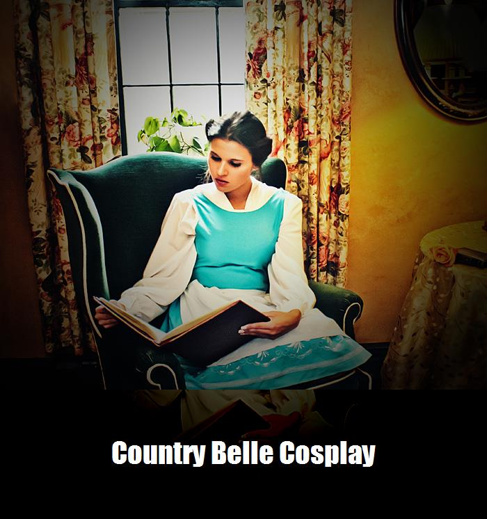Country Belle Cosplay 1