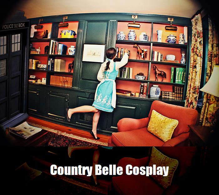Country Belle Cosplay 2
