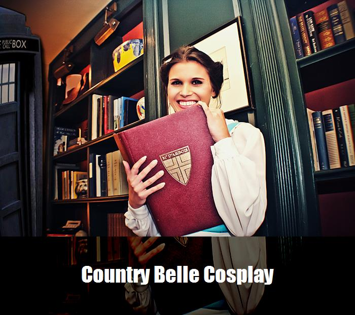 Country Belle Cosplay 3