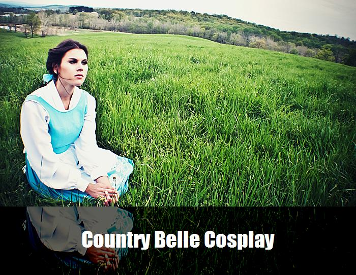 Country Belle Cosplay 7