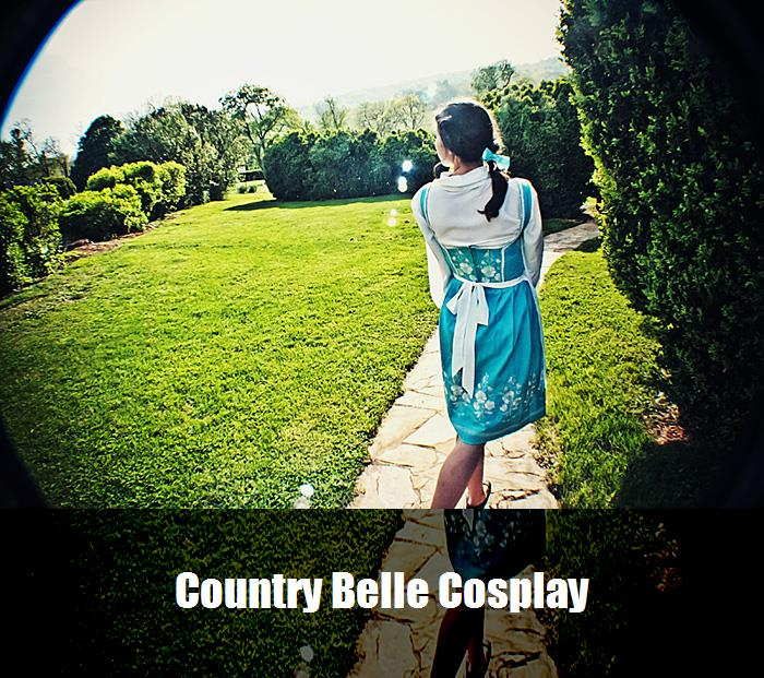 Country Belle Cosplay 9
