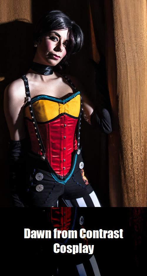 Dawn From Contrast Cosplay 4