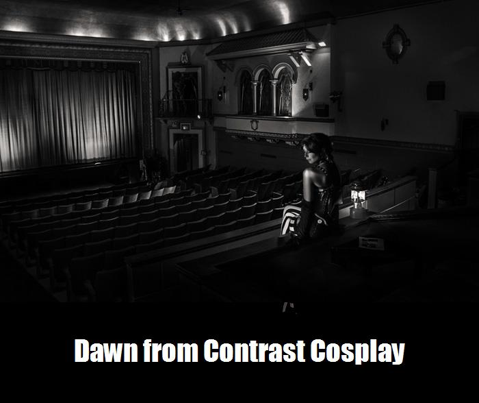 Dawn From Contrast Cosplay 6