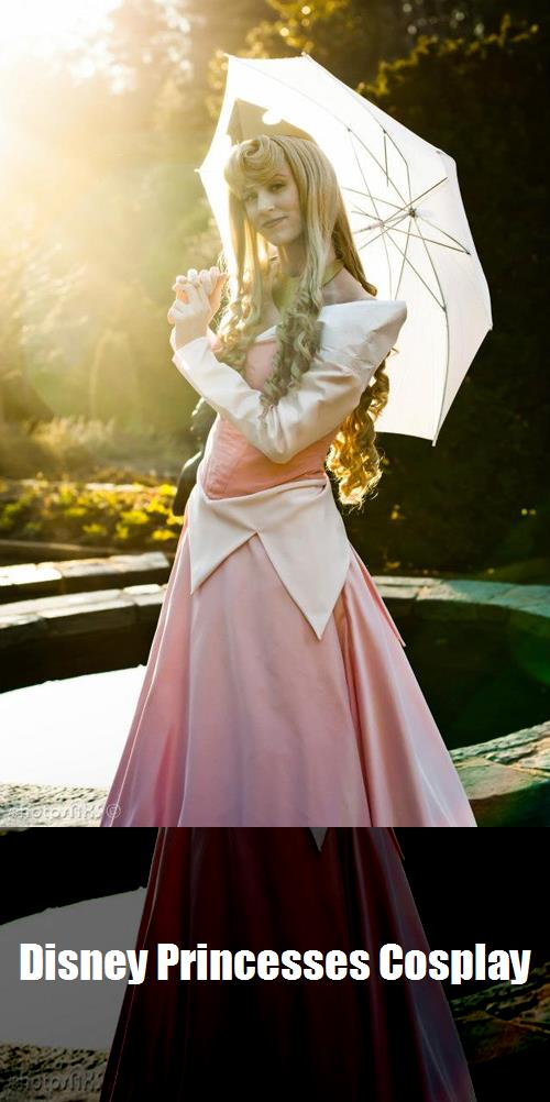 Disney Princesses Cosplay 4
