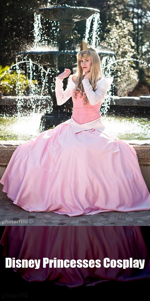 Disney Princesses Cosplay 5