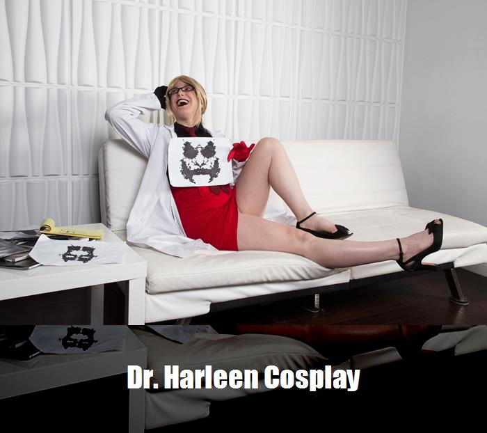 Dr Harleen Cosplay 2