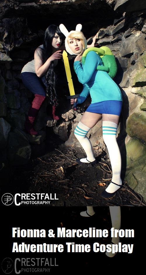 Fionna Marceline From Adventure Time Cosplay