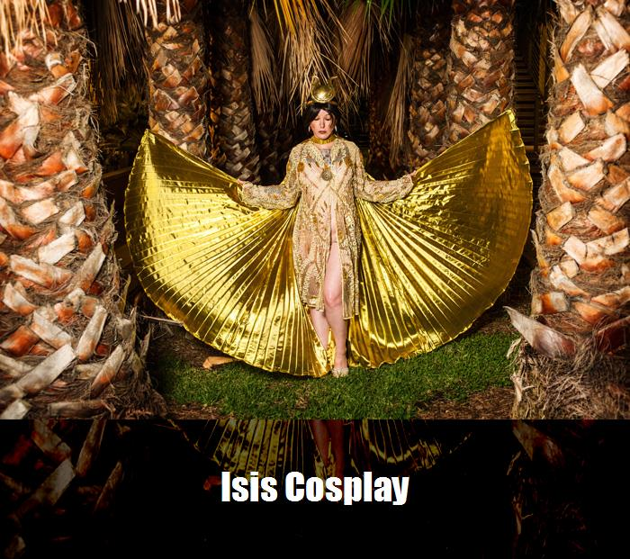 Isis Cosplay