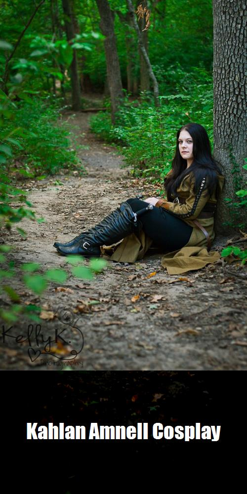 Kahlan Amnell Cosplay 2
