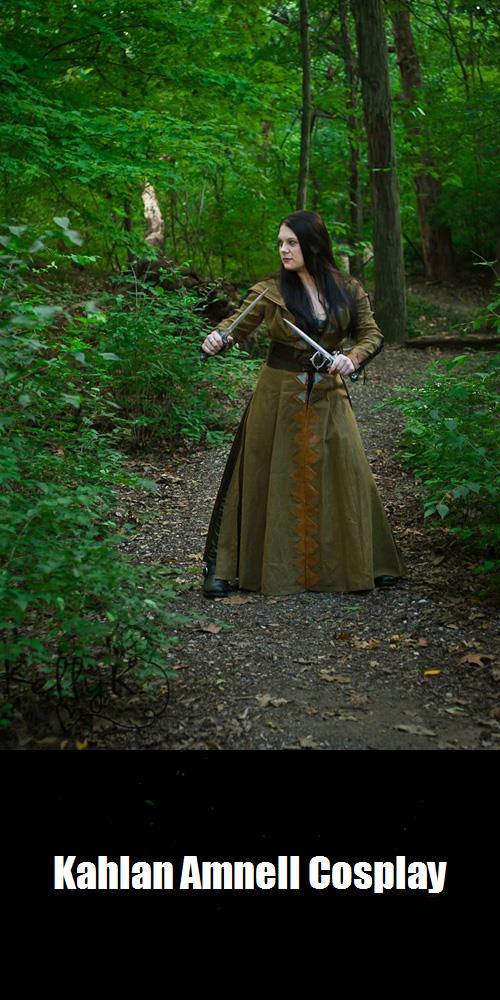 Kahlan Amnell Cosplay 3