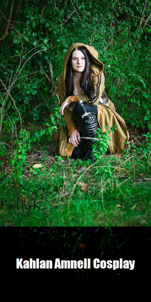 Kahlan Amnell Cosplay 5